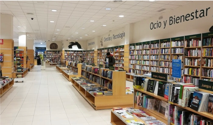 Casa del Libro – Agosto