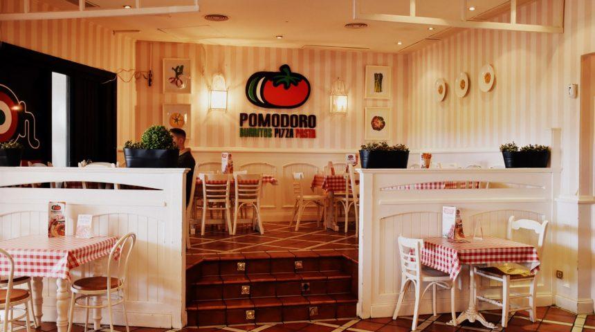 Pomodoro, Amor Italiano