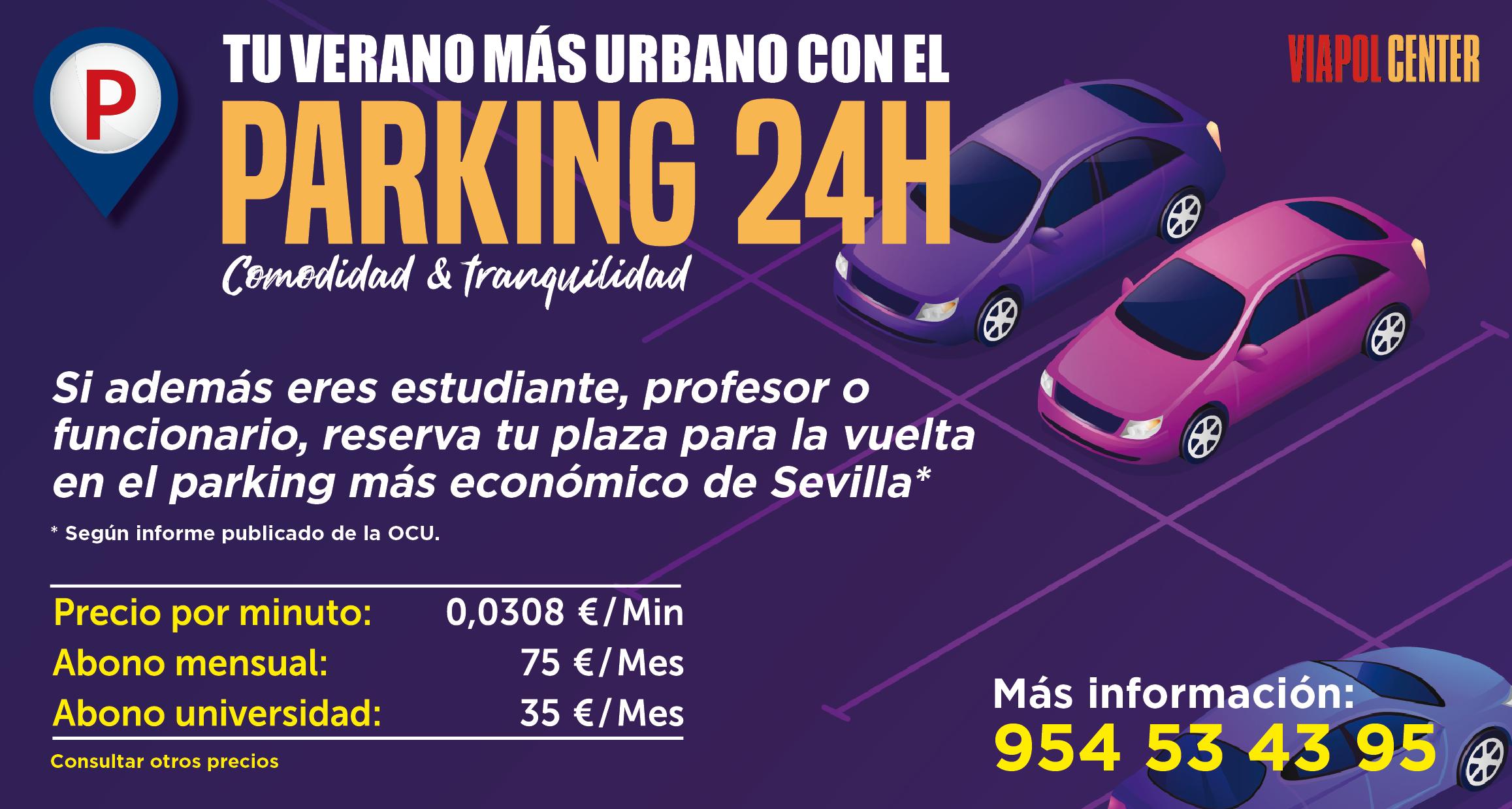 Parking VIAPOLCENTER